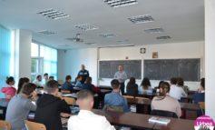 FOTO: Peste 800 de elevi şi preşcolari din Alba s-a întâlnit cu poliţiştii, în ultimele două săptămâni