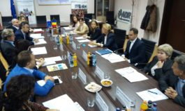 FOTO: Regiunea Centru, un exemplu, iar ADR Centru, un posibil mentor în procesul de dezvoltare regională din Albania