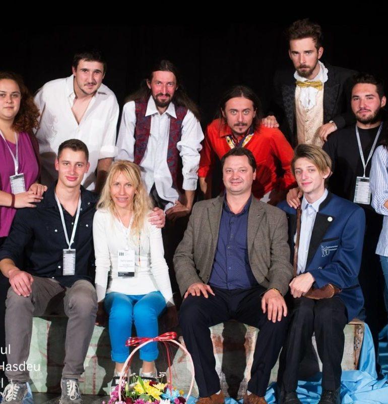 FOTO: Spectacole cu Skepsis apreciate la evenimente în România şi Republica Moldova