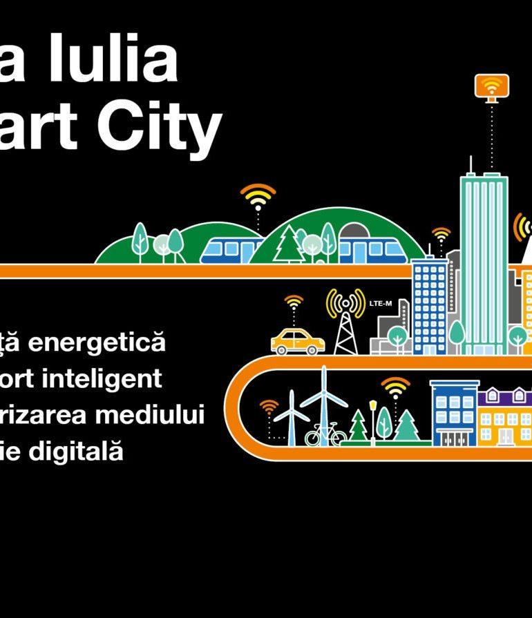 Orange anunță finalizarea primei etape și primele rezultate ale proiectului-pilot smart city de la Alba Iulia