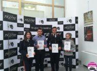 """FOTO: Patru elevi din Alba au fost premiaţi la concursul de literatură """"Ion Barbu – Dan Barbilian"""", desfăşurat la Călăraşi"""