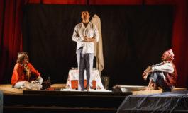 """Marţi: Spectacolul """"În Largul Mării"""" cu Grupul Skepsis, la Casa de Cultură a Studenţilor Alba Iulia"""