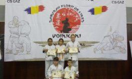 FOTO: Șase sportivi legitimați la CS Unirea Alba Iulia, premiați la Turneul Internațional de Judo Mureșul CIS Gaz