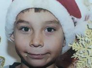 FOTO: Minor din Zlatna căutat de poliţişti. Nicolae Stoica are 13 ani și a plecat de acasă de miercuri