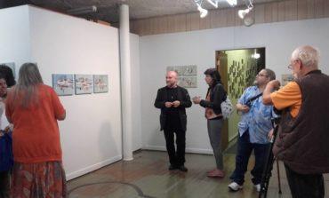 FOTO: O nouă realizare pe tărâm american a artistului aiudean Ștefan Balog