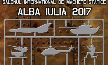 MIERCURI: Muzeul Naţional al Unirii din Alba Iulia prezintă vernisajul Salonului internațional de machete statice