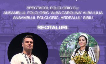 """DUMINICĂ: Festivalul Naţional Studenţesc """"Serbările Unirii"""" din Alba Iulia. Programul evenimentului"""