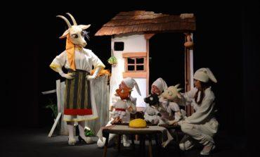 """JOI: Teatrul de Păpuși """"Prichindel"""" din Alba Iulia prezintă specuacolul """"Capra cu trei iezi"""", la Alba Mall"""