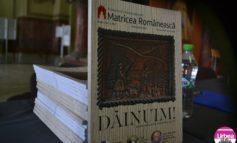 FOTO-VIDEO: Primul număr al revistei Matricea Românească, lansat la Sala Unirii de la Alba Iulia