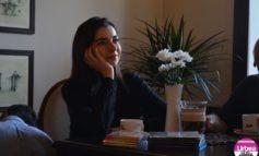 """VIDEO: Alexandra Uşurelu, în premieră la Alba Iulia. """"Am rămas impresionată de liniştea acestui oraş"""""""