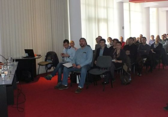 FOTO: Implementarea cu succes a programului Regio 2014-2020 se bazează pe buna colaborare între ADR Centru şi beneficiarii de finanţare