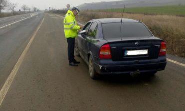 FOTO: Zeci de şoferi, amendaţi de poliţiştii din Alba pentru depăşirea limitei legale de viteză