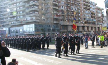 Ziua Naţională a României: Peste 250 de jandarmi vor acționa în județul Alba pentru buna desfăşurare a activităţilor