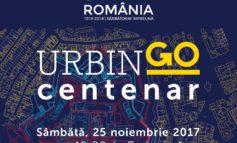 """25 NOIEMBRIE: Lansarea proiectului """"Urbingo Centenar"""", la Alba Iulia"""
