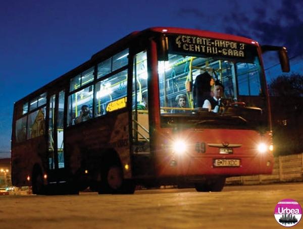 STP Alba: Programul de circulaţie al autobuzelor, în perioada sărbătorilor de iarnă