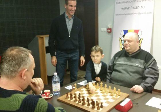 FOTO: Vladislav Nevednichy lider solitar în Openul Intenaţional al Românie după 4 runde