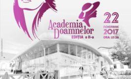 "22 noiembrie: Gala ""Academia Doamnelor"", la Muzeul Principia din Alba Iulia. PROGRAM"