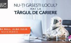 22 noiembrie: Târgul de Cariere Alba Iulia. 15 companii și organizații din Alba vor fi prezente