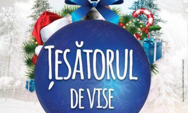 """Miercuri: """"Ţesătorul de vise"""", la Sebeş. Spectacol extraordinar de Crăciun oferit de Florin Coşuleţ şi invitaţii săi"""