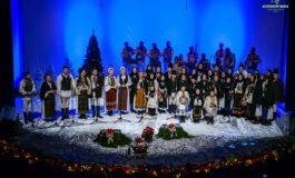 FOTO: Concert extraordinar de colinde la Casa de Cultură a Sindicatelor din Alba Iulia, susţinut de zeci de artişti