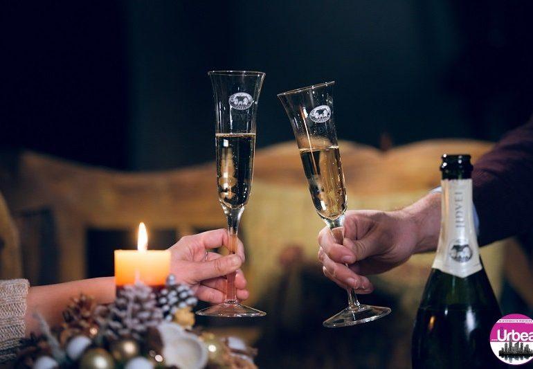 """FOTO: """"Un vin bun pe masa de Crăciun"""", inițiativa Jidvei de promovare a preparatelor și vinurilor românești"""