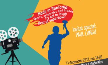 """11 decembrie: """"Lumini! Cameră! Publicitate!"""", la Casa de Cultură a Studenţilor din Alba Iulia. Proiecții ale celor mai bune spoturi publicitare"""