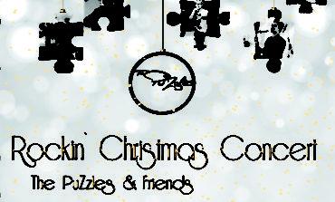 """17 decembrie: """"The PuZzles & Friends"""" aduc magia Sărbătorilor de Iarnă la Hotel Astoria din Alba Iulia"""