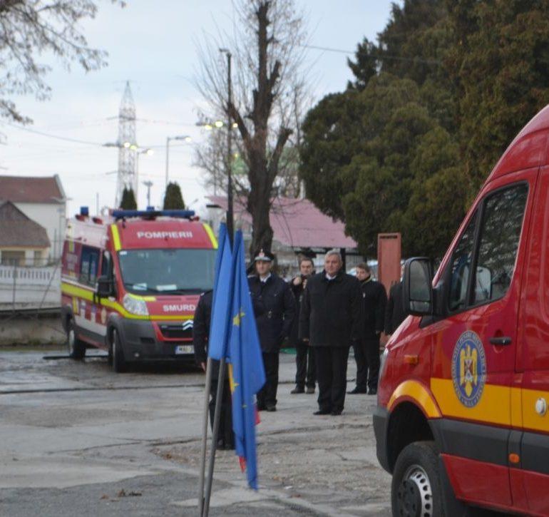 ISU Alba: Reguli şi măsuri de apărare împotriva incendiilor pe timpul manifestărilor prilejuite de  Ziua Naţională a României