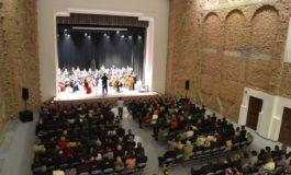 """FOTO: """"Concert de Sărbători"""" la Palatul Cultural Blaj. Orchestra Simfonică Napocensis din Cluj Napoca a oferit momente de neuitat celor prezenţi"""