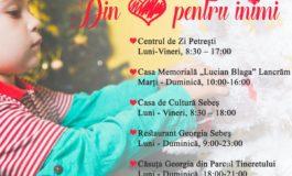 """""""Din Inimă pentru Inimi!"""". O acțiune caritabilă inițiată de tânăra Ana Maria Jurju din Sebeș, căreia i se alătură autoritățile locale"""