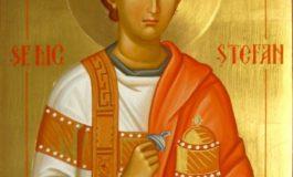 ASTĂZI: Biserica Ortodoxă îl sărbătoreşte pe Sfântul Ştefan. Tradiţii, obiceiuri și superstiții pentru această zi