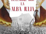 """JOI: Expoziţia """"Decembrie 1989 la Alba Iulia"""", la Muzeul Unirii. Fotografii din perioada Revoluţiei"""