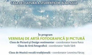 """ASTĂZI: Spectacol de final de an al cursanţilor Şcolii de Arte şi Meşteşuguri din cadrul Centrului de Cultură """"Augustin Bena"""" Alba"""