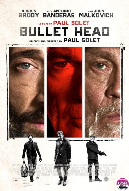 Bullet Head (Capcană mortală) [premieră la cinema din 5 Ianuarie]