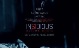 Insidious: Ultima cheie [premieră la cinema din 5 Ianuarie]