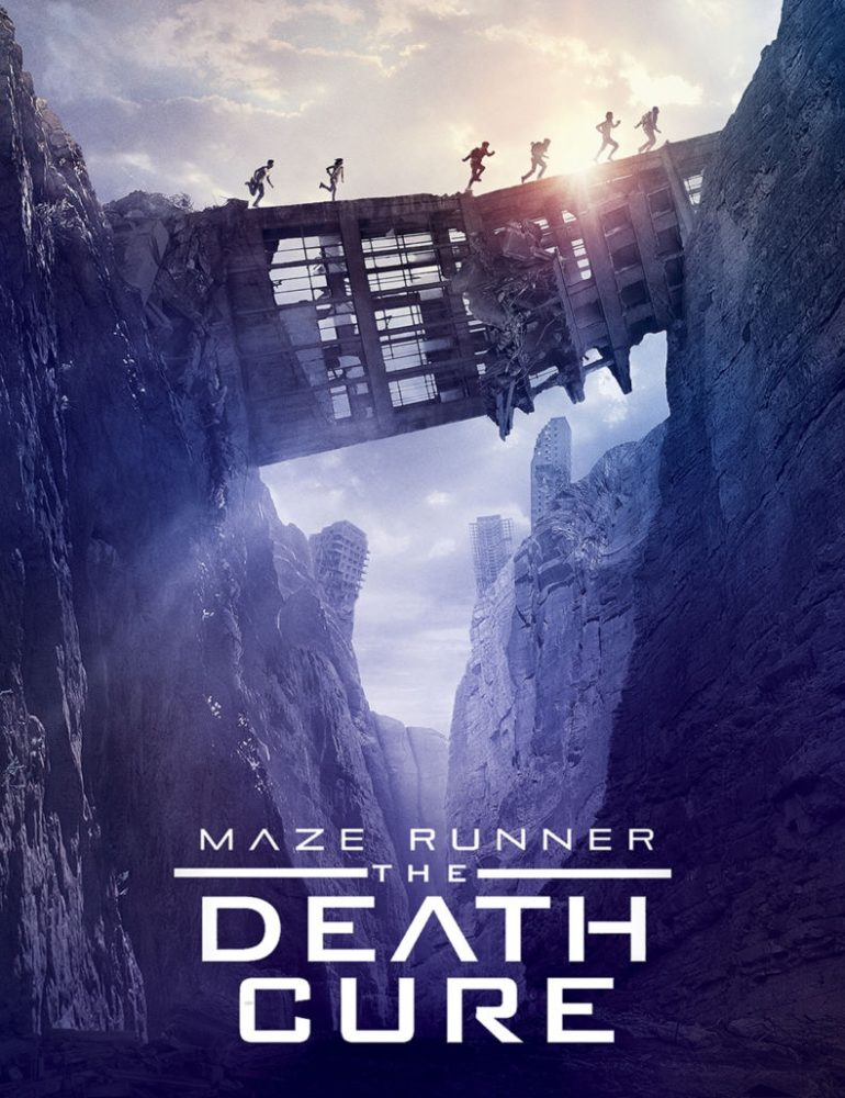 The Maze Runner: The Death Cure 3D [premieră la cinema din 26 Ianuarie]