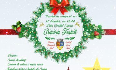 DUMINICĂ: Deschiderea oficială a Târgului de Crăciun de la Aiud. Concert Fly Project și multe alte surprize