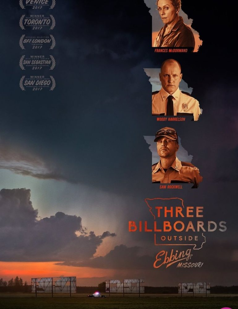 Three Billboards Outside Ebbing, Missouri [premieră la cinema din 23 Martie]