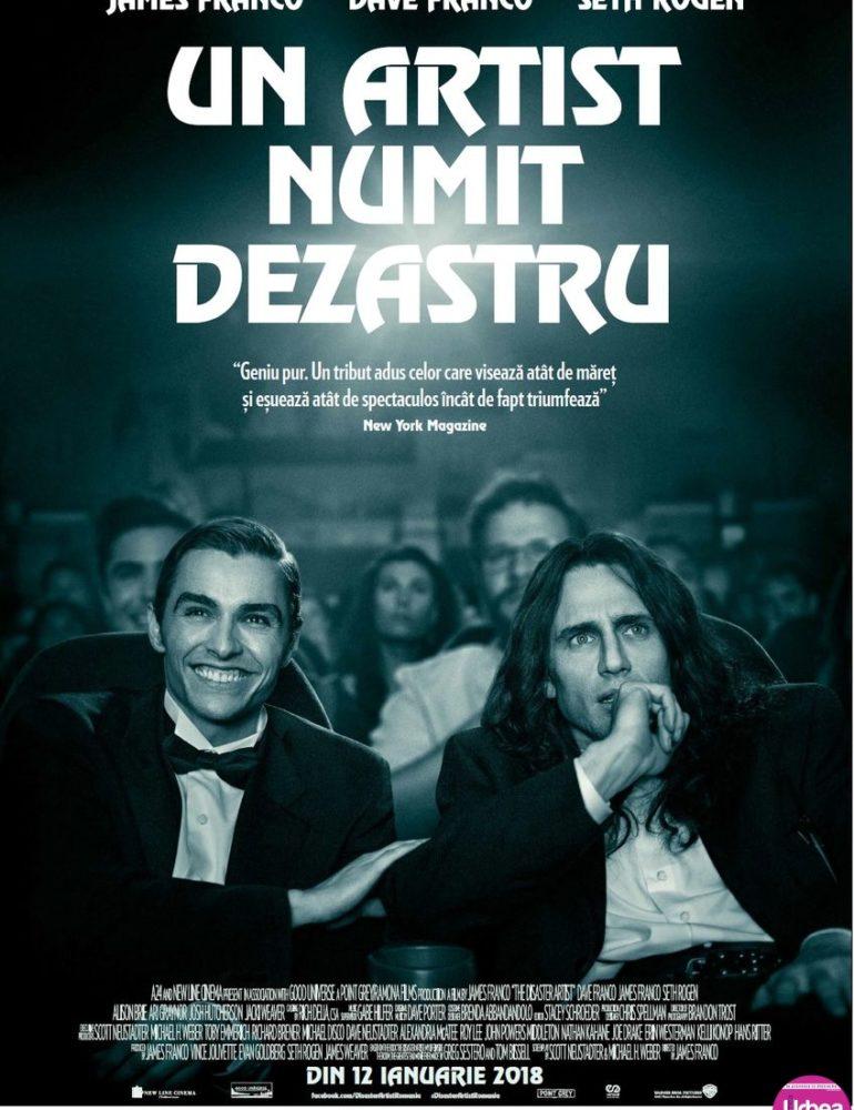 The Disaster Artist [premieră la cinema din 12 Ianuarie]