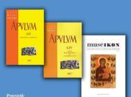 MARŢI: Trei publicaţii prezentate de istorici albaiulieni, la Museikon