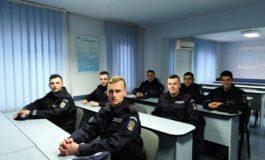"""FOTO: Șase elevi ai Şcolii Militare de Subofiţeri de Jandarmi """"Grigore Alexandru Ghica"""" Drăgășani și un elev al Şcolii Militare de Subofiţeri de Jandarmi """"Petru Rareş"""" Fălticeni, în practică la Jandarmeria Alba"""