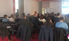 FOTO ADR Centru: Lansarea regională a apelului de proiecte adresat incubatoarelor de afaceri în cadrul POR 2014-2020