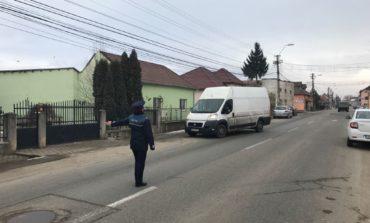 FOTO: Desfăşurare de forţe a IPJ Alba pentru siguranţa cetăţenilor din Alba Iulia