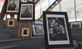 """FOTO-VIDEO: Lansarea proiectului """"100 de chipuri românești"""", la Muzeul Principia din Alba Iulia"""