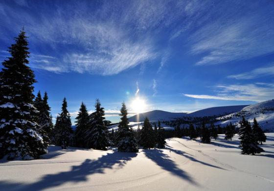 Starea pârtiilor în judeţul Alba: Zăpadă din belşug la Şureanu şi Arieşeni