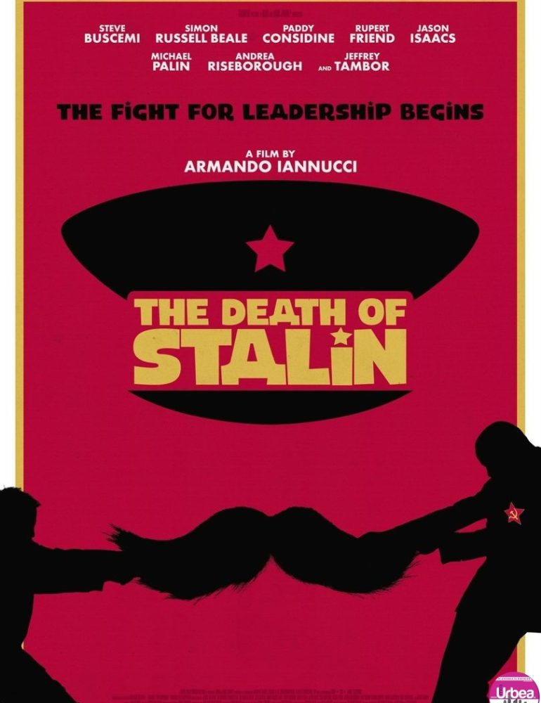 The Death of Stalin [premieră la cinema din 2 Februarie]