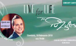 """10 februarie: """"LiVe for LiFe"""", cu trupa The PuZzles., la Casa de Cultură a Sindicatelor. Concert caritabil pentru Adrian Vinţan, albaiulianul care are nevoie de 75.000 de euro pentru tratament"""