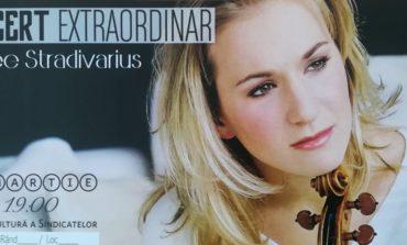 9 Martie: Rebekka Hartman și vioara ei unică prezintă Seara Stradivarius. Concert extraordinar pe scena Casei de Cultură a Sindicatelor din Alba Iulia