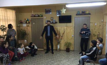 """FOTO: Campania """"Siguranţă pentru Viaţă"""", la Războieni şi Ocna Mureş. Activităţi preventive şi de informare a copiilor, tinerilor şi a persoanelor cu dizabilități din casele de tip familial"""