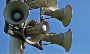 Primăria Sebeş: Miercuri se va executa un antrenament de alarmare publică prin acţionarea locală a sirenelor de alarmă de pe raza Municipiului